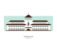 The Historical of Gedung Sate