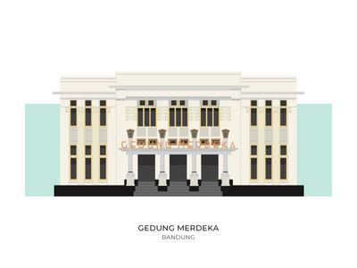 The Historical of Gedung Merdeka