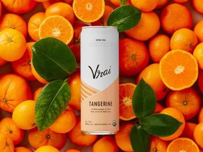 Vrai Vodka – Hard Seltzer Branding & Packaging Design creative director graphic design can aluminum food styling product photography photography art direction naming brand strategy spirits beverage packaging food and beverage packaging design logotype logo design