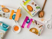 Jaali Bean Food Packaging Design