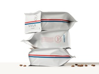 Solo Roast Coffee Packaging Design
