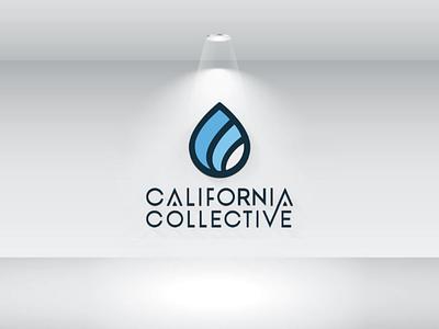 CALIFORNIA COLLECTIVE MINIMALIST LOGO modern minimalist icon
