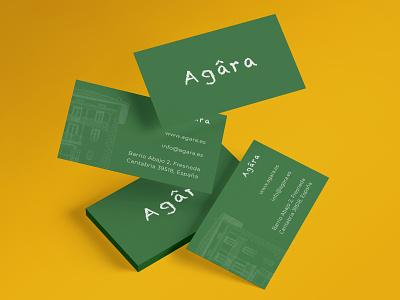 Business Card Dezine design elegant minimalist modern branding creative design