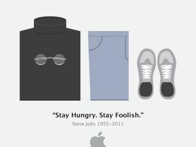 Steve Jobs steve jobs apple illustration design typography