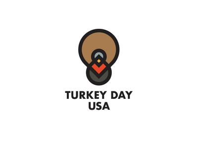 Turkey Day Logo