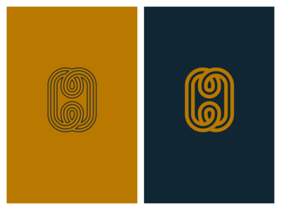 Logomark mark logo h lines icon illustration logos