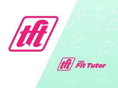 Fit Tutor Brand Exploration lettering typography hand lettering brand logo icon illustration