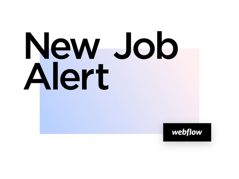 I am joining Webflow design website webflow