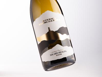 Winnica Niemczańska foxtrot studio poland label labeldesign label design packaging design package design packaging wine label design wine branding wine bottle wine label foxtrotstudio foxtrot