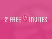 2 Free Invites
