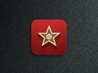 Motif iMovie Icon