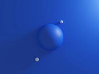Balls shadows animated animation 3d animation blender3d blender 3d experiment