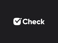 Check - Logo app todo guidelines guides mark logo symbol checkbox joincheck checkout checkapp