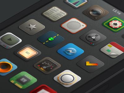 motif for iOS7