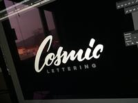 Cosmic vectors