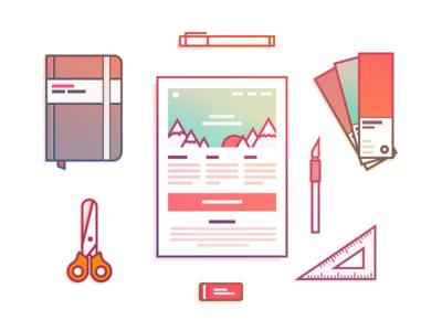 Create Illustration