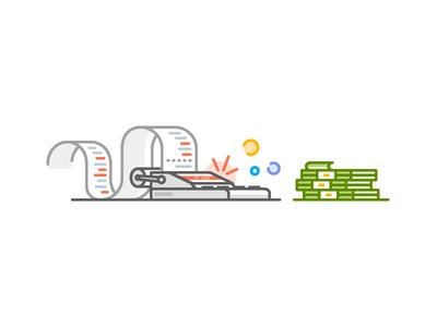 Taxfix Illustration