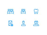 Tariff Icons
