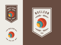 Nucleon Badge