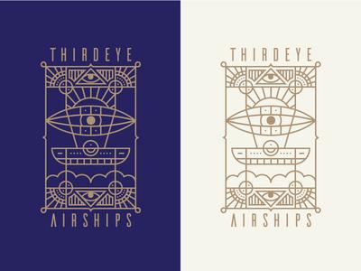 Thirdeye Airships Badge