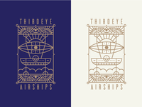 Thirdeye Airships Badge