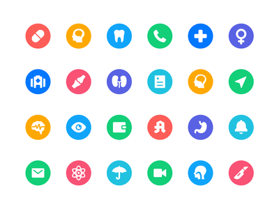 Timeline Icons mark events health care timeline icon icons iconography icon set