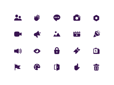 Airtime Iconography 2019
