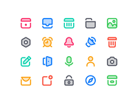 Wunderlist Iconography 2019