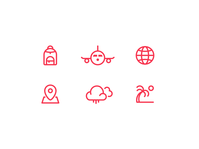 52iconsets_flight 52iconsets icons pack flight travel mark symbol iconset icon set icon icons inktober52