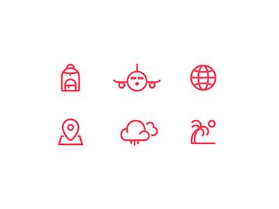 52iconsets_flight 52iconsets icons pack flight travel mark symbol iconset icon set icon icons inktober52