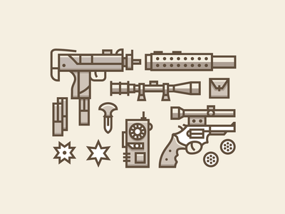 52iconsets Snake kurt russell escape from new york snake icons icon pack iconsets iconset iconography inktober52