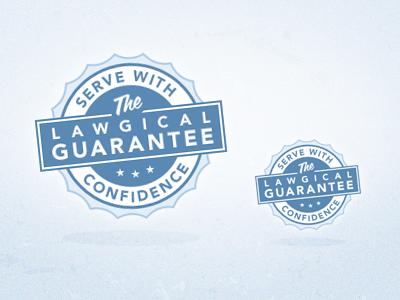Guarantee Seal seal emblem icon badge