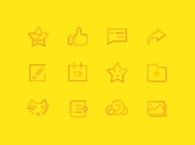 Q-zone icons