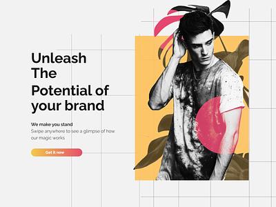 Banner animate typography flyers brouchers banner posts social media social 3d animation ux vector illustration ui branding motion graphics graphic design design