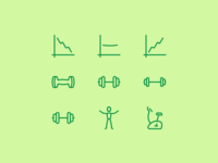 Get fit icons
