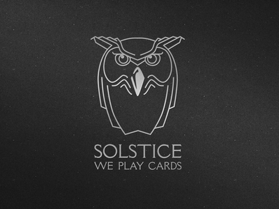 Solstice casino  casino identity metal black golden