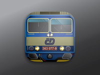 Locomotive class ES 363