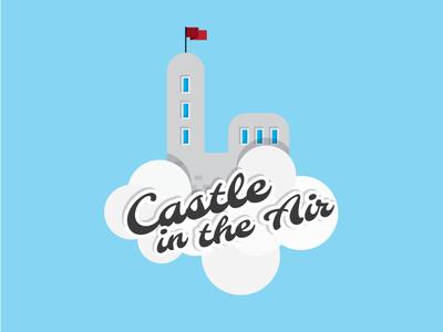 Castle in the Air font type flag vloud air castle