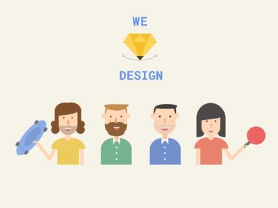 Design Crew @Gridstone