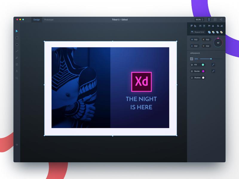 Adobe Xd Redesign
