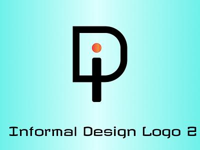 Informal design logo branding simplicity illustrator logo