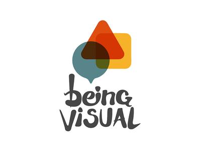 Being Visual Logo