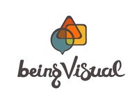 Being Visual Logo
