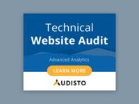 Audisto Web Banners