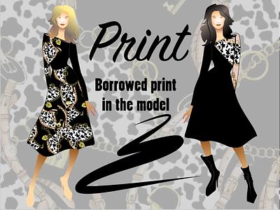 Model Clothes clothes beautiful style fashion мода красота woman fashion brand vector design illustration