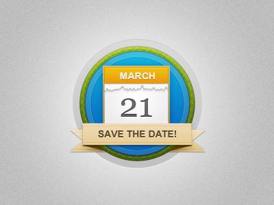 Badge badge web calendar date graphic illustration icon plumbheavy