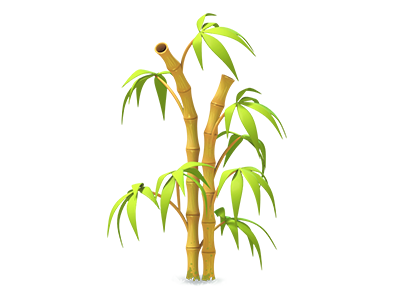 Bamboo bamboo tree environment art render maya 3d art mobile 3d painting gameart illustration game
