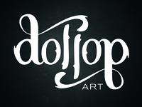 dollop Art Logo Design