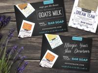 Branding, Shelf Talkers, Logo + Label Design
