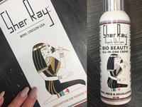 SherRay Packaging & Brochure